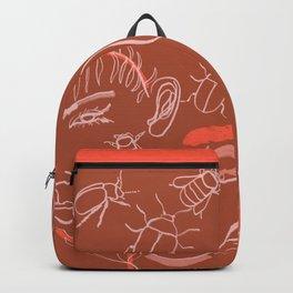 Organic Generosity #terracotta #beetles Backpack