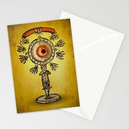 misterio visual 14: cáliz retinal Stationery Cards