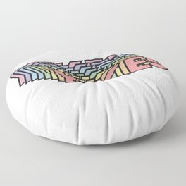 YIKES Floor Pillow