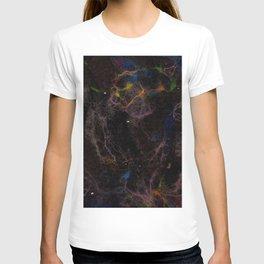 Abstract Nebula K2 T-shirt