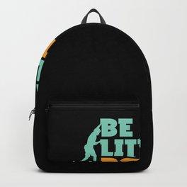 Be A Little Boulder Design für Boulder Mama oder Papa product Backpack
