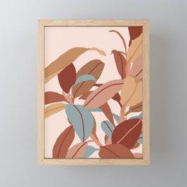 Ficus 2 Framed Mini Art Print