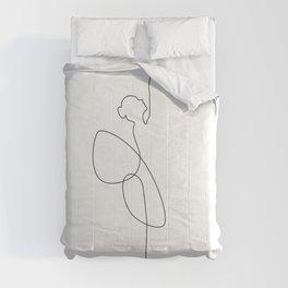 Line Ballerina Comforters