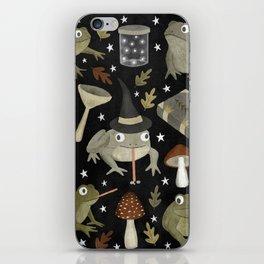 toad spells iPhone Skin