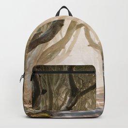 The Dark Hedges - GoT - Co. Antrim - Northen Ireland Backpack