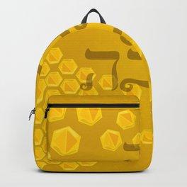rosh hashanah honey Backpack