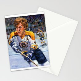 Bobby Orr: Game Changer Stationery Cards
