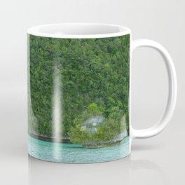 Micronesia Jungle's edge Coffee Mug