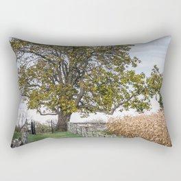 Mumma Cemetery Antietam National Battlefield Civil War Battleground Maryland Rectangular Pillow