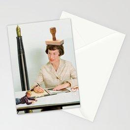 Bureaubrats Stationery Cards