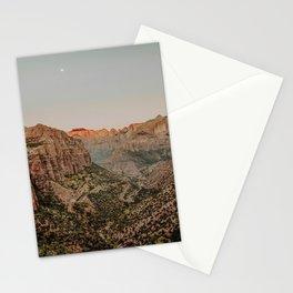 Zion National Park V / Utah Desert Stationery Cards