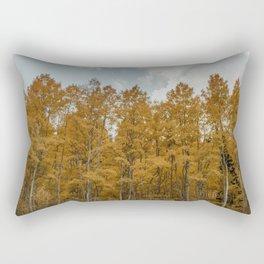 Autumns Song Rectangular Pillow