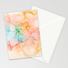Orange Grove Art Print Stationery Cards