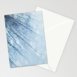 CRYSTAL BLUE PERSUASION Stationery Cards