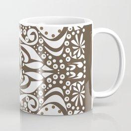 vintage floral pattern Coffee Mug