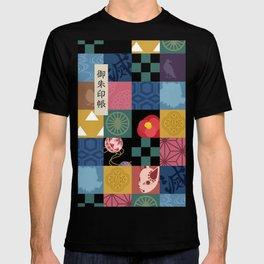 Kimetsu No Yaiba Haori T-shirt