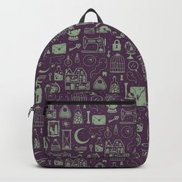 Haunted Attic: Phantom Backpack