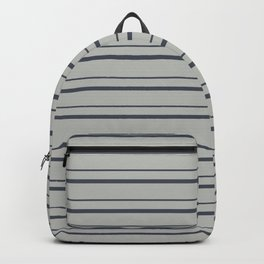Benjamin Moore 2019 Trending Color Hale Navy Blue Gray HC-154 on Color of the Year 2019 Metropolitan Backpack