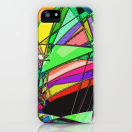 Hoist The Colours iPhone Case
