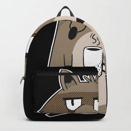 GRUMPY RACCOON Backpack