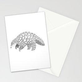 Manis Crassicaudata Stationery Cards