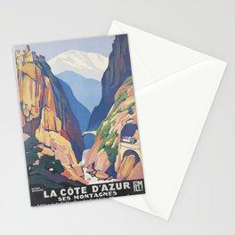 Werbeposter PLM Montagnes Stationery Cards