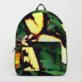 Butterfly Breakfast Backpack