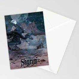 Visit Skyrim Stationery Cards
