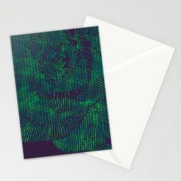 ultra rose Stationery Cards
