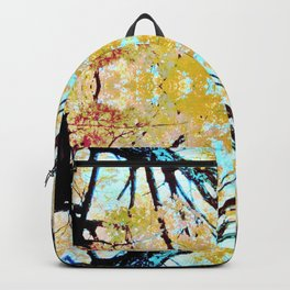 Tree Mosiac Backpack