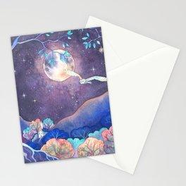 Winters Flight Stationery Cards