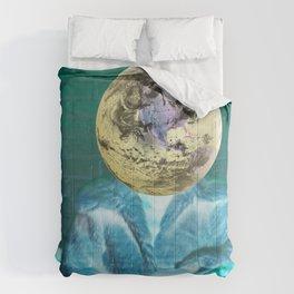 Seek No Approval Comforters