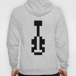 8 Bit Logo Hoody
