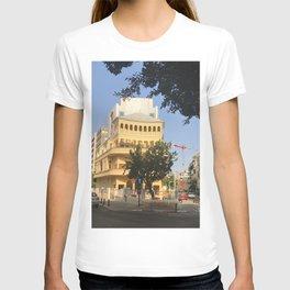 Tel Aviv Pagoda House - Israel T-shirt