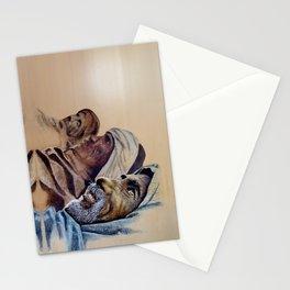 FREE SPIRITS - sunny version Stationery Cards