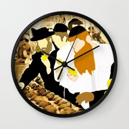 Rosh Hashanah Wall Clock