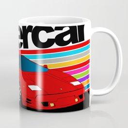 Classic Supercar 2 Coffee Mug