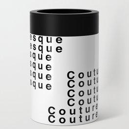 Couturesque Logo - Multi Can Cooler