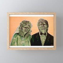 The Maitlands Framed Mini Art Print