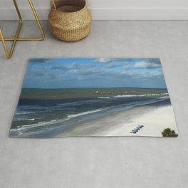 A Clearwater Beach Rug