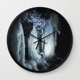 Light Within Wall Clock