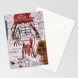 Mr Bones Stationery Cards