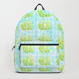 Sara (Pressure) Backpack