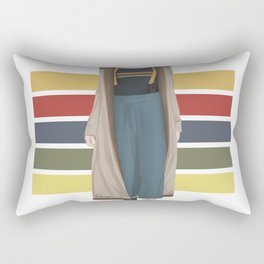 Doctor Who | 13th Doctor Rectangular Pillow