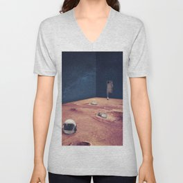 Escape from Mars Unisex V-Neck
