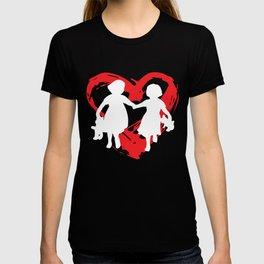 Sister Heart T-shirt