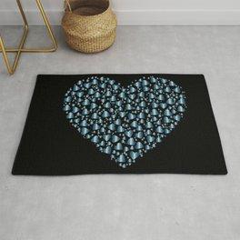 Little hearts Rug