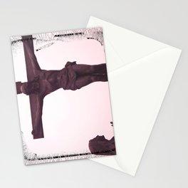 JESUS AND MARY IMAGE BOGOTA MONSERRATE Stationery Cards