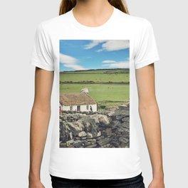 Thatched cottage, Ireland T-shirt