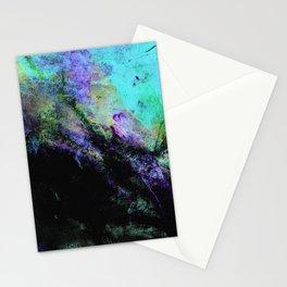 STORMY BLACK Stationery Cards